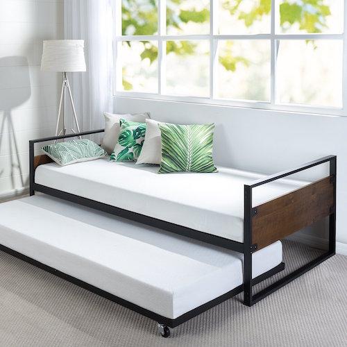 cama nido plegable